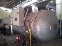 Cyclotherm Horizontal Autoclave