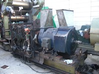 "Troester 84"" Mill"