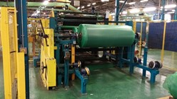 BRIDGE TEXTILE CUTTING LINE