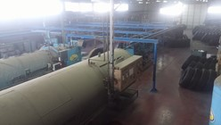 Bandag Retreading Plant